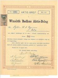 Winslöfs Badhus AB