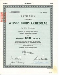 Wirsbo Bruk AB