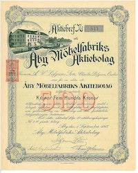 Åby Möbelfabriks AB