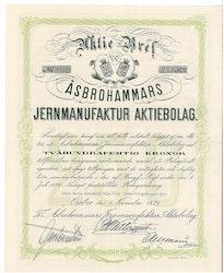 Åsbrohammars Jernmanufaktur AB