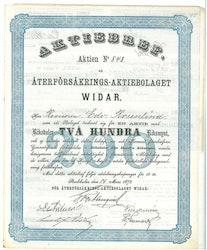 Återförsäkrings AB Widar