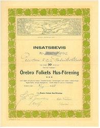 Örebro Folkets Hus-förening