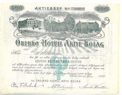 Örebro Hotell AB