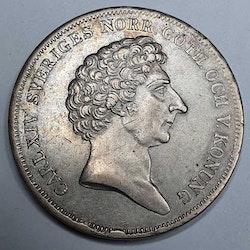 Karl XIV Johan 1 Rdr Specie 1839