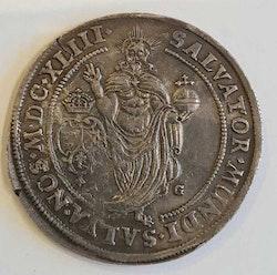 *Kristina, 1 Riksdaler 1643