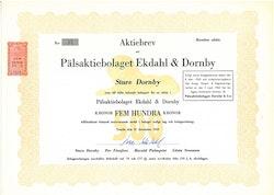 Päls AB Ekdahl & Dornby