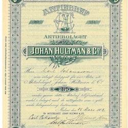 Johan Hultman & Co. AB
