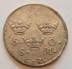 *Fredrik I, 5 Öre 1731