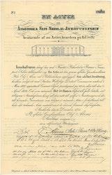 Åbomska Sim-Skolae-Inrättningen 1831