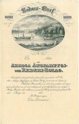 Arboga Ångfartyg o Rederi-Bolag 1837