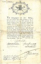 Hjelmare Canal-och Slussverks Bolag 1819