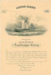 Linköpings Ångfartygs- Bolag 1845