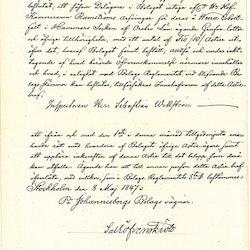 Johannesborgs Coboltverk 1847