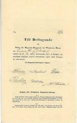 Wadstena-Hamn-Magasins Bolag 1855