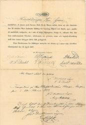 Sällskap för Läsning, Biljard och Klubb 1837