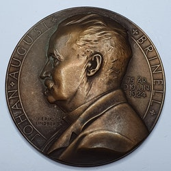 Brinell, Johan August