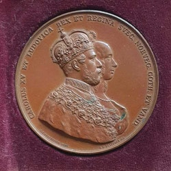 Karl XV Kröning
