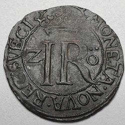 Johan III 2 Öre 1591