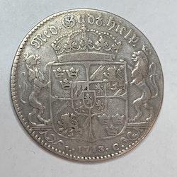 *Karl XII, 1 Riksdaler 1713
