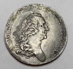 Adolf Fredrik, 3 Daler SM, 1770