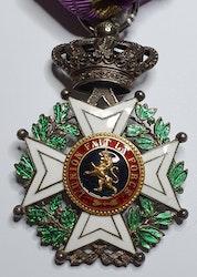 Belgien, Leopold orden