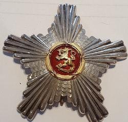 Finlands Lejon orden, Kommendör set
