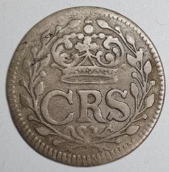 Karl XI, 2 Öre SM 1667
