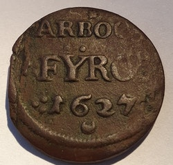 Gustav II Adolf Fyrk Arboga 1627
