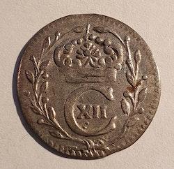 Karl XII 1 Öre 1710