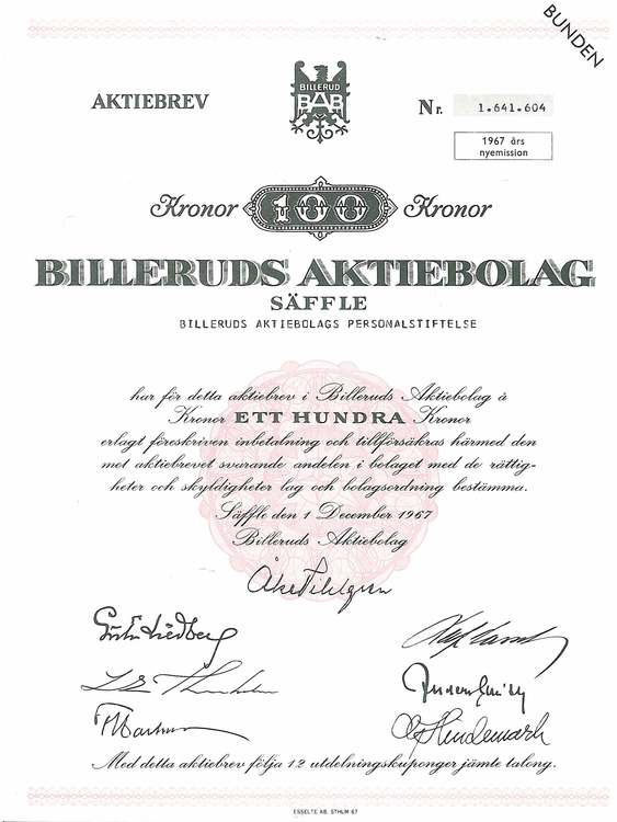 Billeruds AB