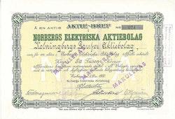 Norbergs Elektriska AB