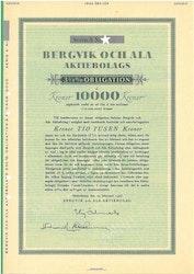Bergvik och ALA AB, 3 3/4 %