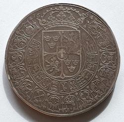 Karl IX 20 Mark 1606