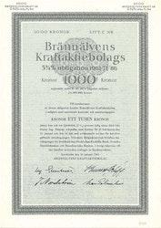 Brännälvens Kraft AB, 5 3/4 %