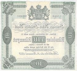 10 Riksdaler Riksmynt, 1859