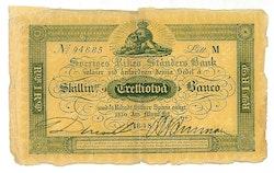 32 Skilling Banco, 1848