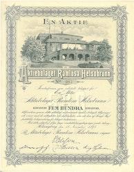 Ramlösa Helsobrunn, 1897