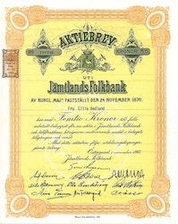 Jämtlands Folkbank