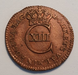 *Karl XIII, 1/12 Skilling 1812