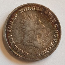 1842 Carl XIV Johan, 4 Skilling