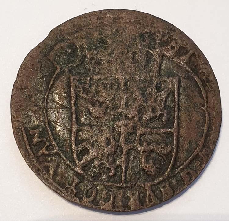 Gustav II Adolf 1 Öre (1630?) Säter