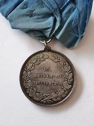 Oscar I Vaccination medalj
