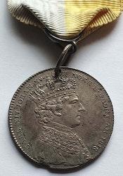 Karl XIV Johan, Kröning 1809 kastmynt med hänge