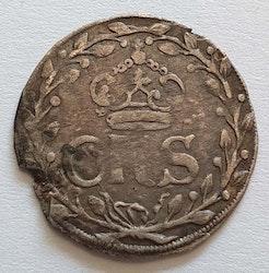 Karl XI 2 Öre 1665