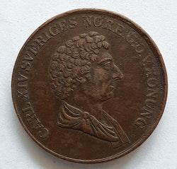 Karl XIV Johan 1 Skilling 1835