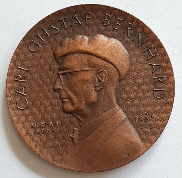 Carl Gustaf Bernhard