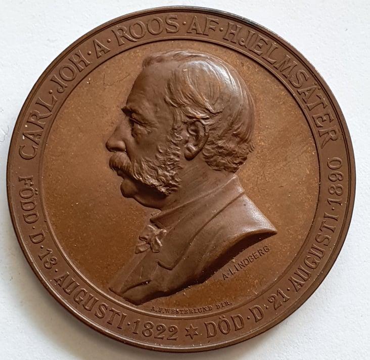 Carl Johan A. Roos af Hjelmsäter