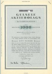 Gulsele AB, 3,6%