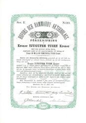 Hofors och Hammarby AB, 25.000 kr, Serie E