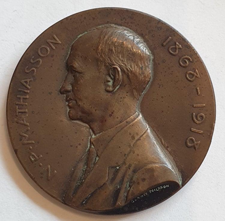Nils P. Mathiasson